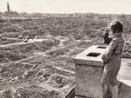 Warsaw after WW2