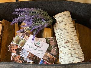 Brennholz für Sauna + Hot Pot