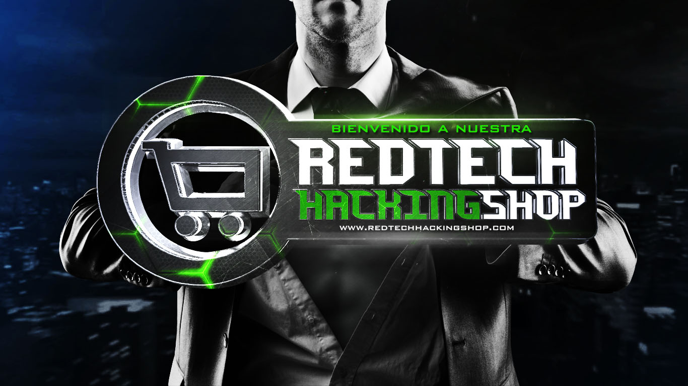 redtech hacking shop renovated