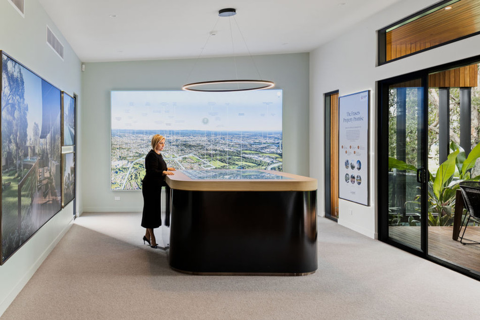 Off-the-plan sales move online as the industry adapts with guided virtual tours and e-contracts