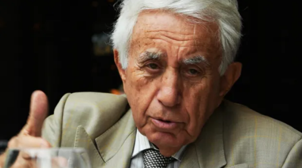 Harry Triguboff hits Canberra for first time