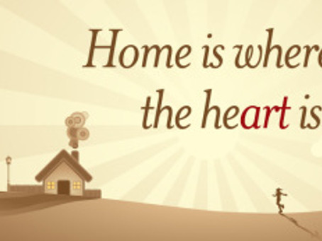 Is Home Where the Heart is?