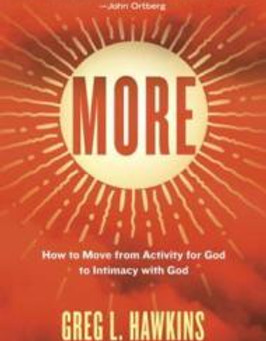 "Review: ""More: God Has Everything Waiting for You."""
