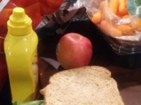 How do the Faithful Pack a Lunch?