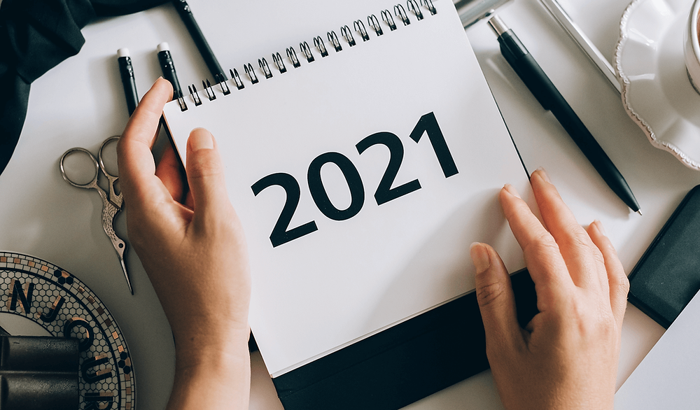 2021 Financial Calendar | Wealth Planning