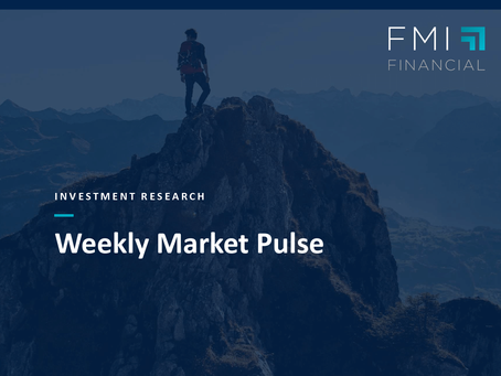 Weekly Market Pulse: March 13, 2020