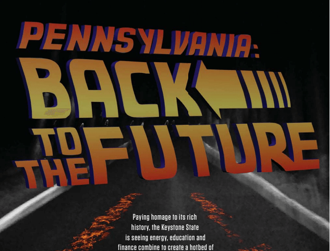 Pennsylvania: Back to the Future