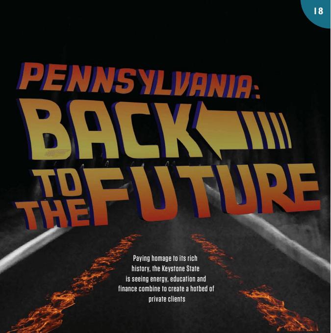 Pennsylvania: Back to the Future