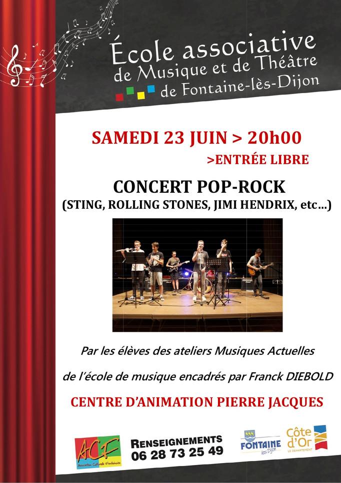 Concert Pop Rock