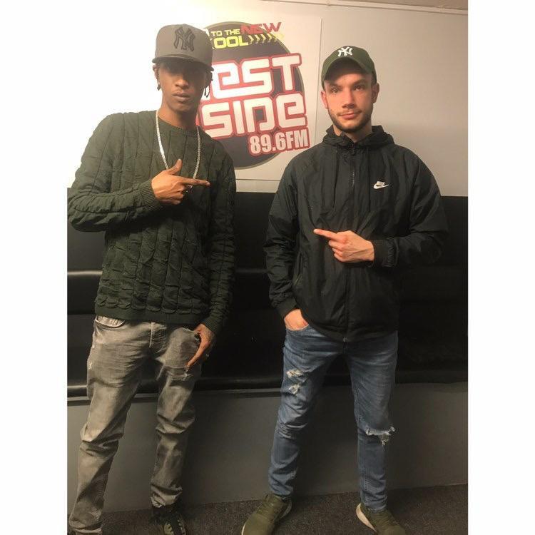 Blacfyah & Chris Satta Westside Radio