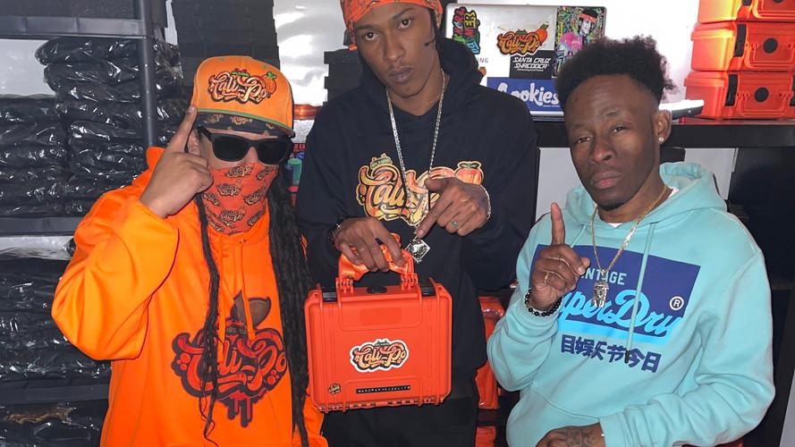 Spirit, BlacFyah & DJ AsSassin - Calipo Video Shoot