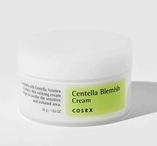 Rosacea Treatment - CosRx Centella Blemish Cream