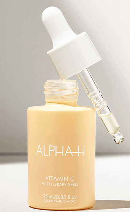 Rosacea Treatment - Alpha - H Vitamin C Grapeseed Serum
