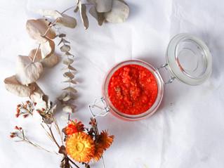 Homemade Fermented Sriracha