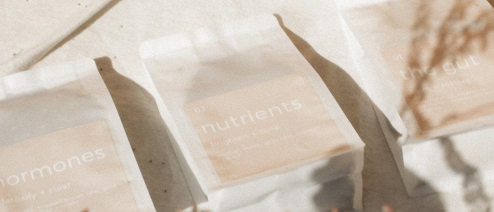 NUTRIENTS TEA