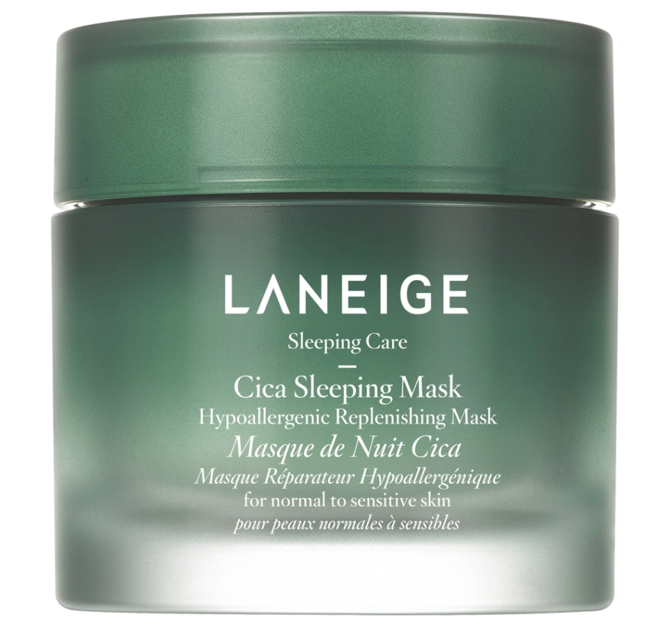 Rosacea Treatment - Laneige Cica Sleeping Mask