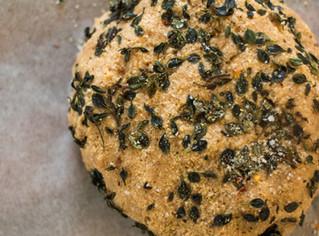 Thyme & Sea Salt Cashew Cheese