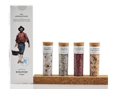 Set Salt Flavored + Cork Base
