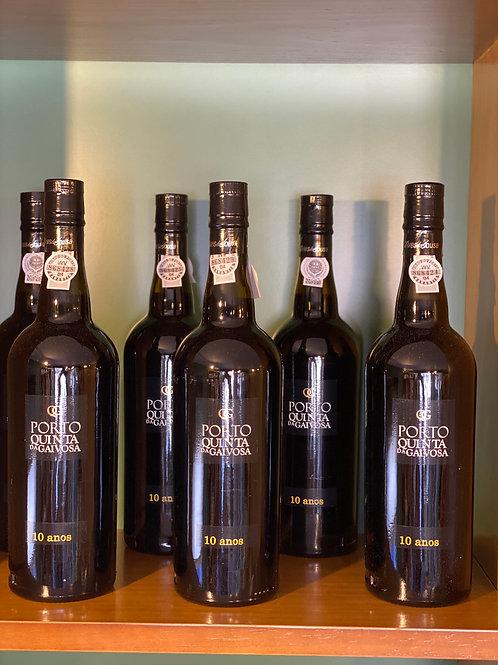 Port Wine Quinta da Gaivosa  10 Years