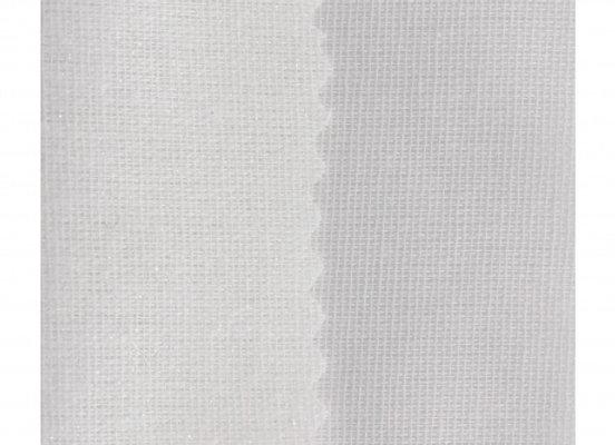 Toile thermocollante blanche 90 cm