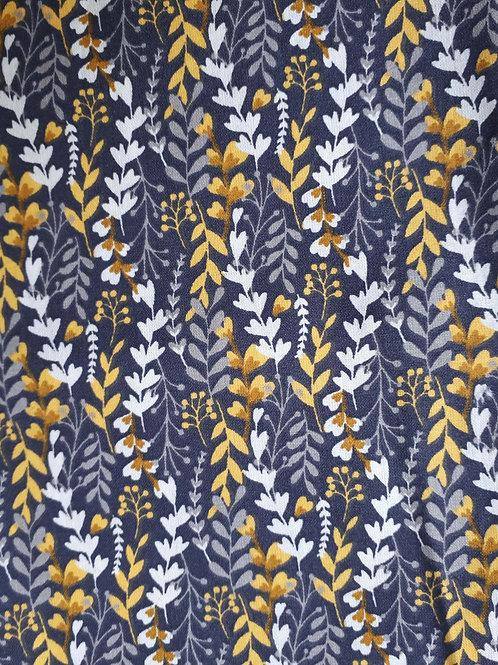 Tissu Fleuri Feïa