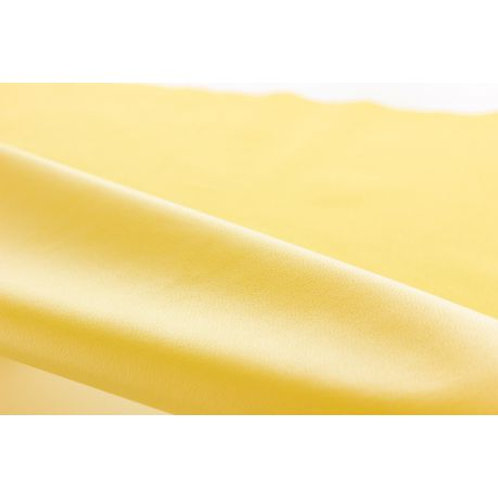 Tissu PUL Imperméable - Jaune