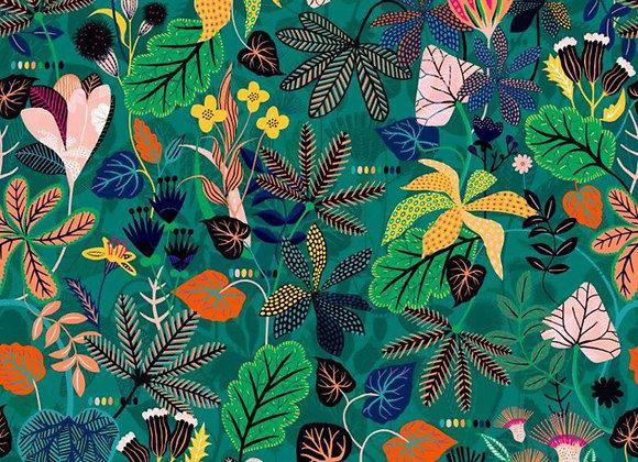 Rayonne Gardenia verte