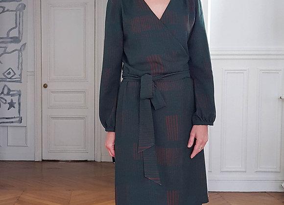 Patron PDF DRESS YOUR BODY - Robe NICO