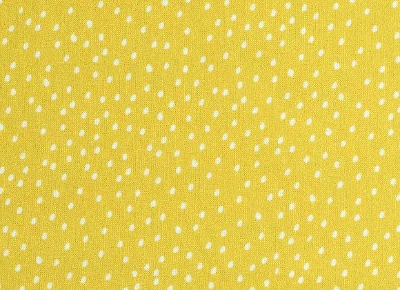 Popeline de coton - Les petits pois