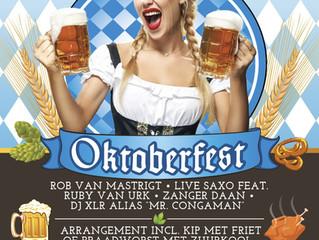 Zaterdag 6 okt 2018 - Oktoberfest - B.E.A.C.H. te Noordwijk