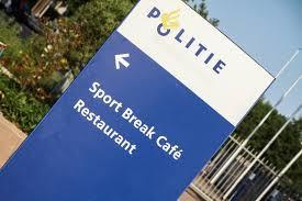 Zaterdag 24 nov - DJ XLR te gast bij Amsterdamse Politie Gymnastiek & Sportvereniging...