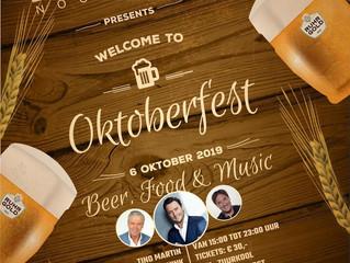 Zondag 6 oktober 2019 - OCTOBERFEST  #beachnoordwijk ft DJ XLR...