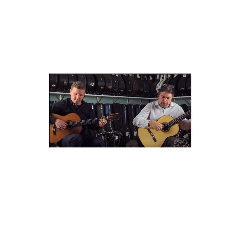 Celebration of Spanish Guitar: Smith Ventura Guitar Duo present Guitarmania!