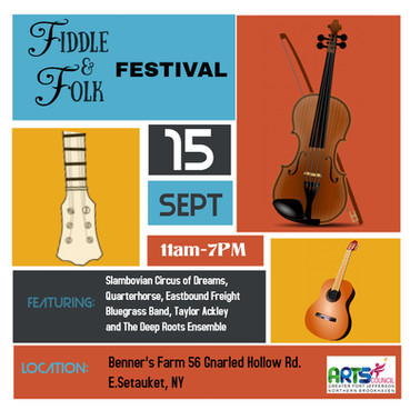 Fiddle & Folk 2019