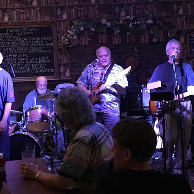 Sunset Concert Series: Ken McGorry and the Achievements