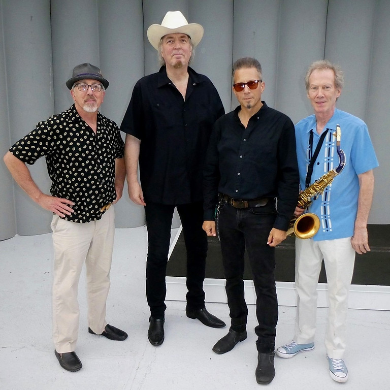 Sunset Concert Series: Gene Casey and the Lone Sharks