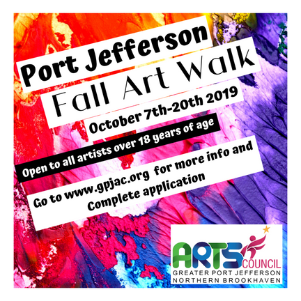 Port Jefferson Arts Program