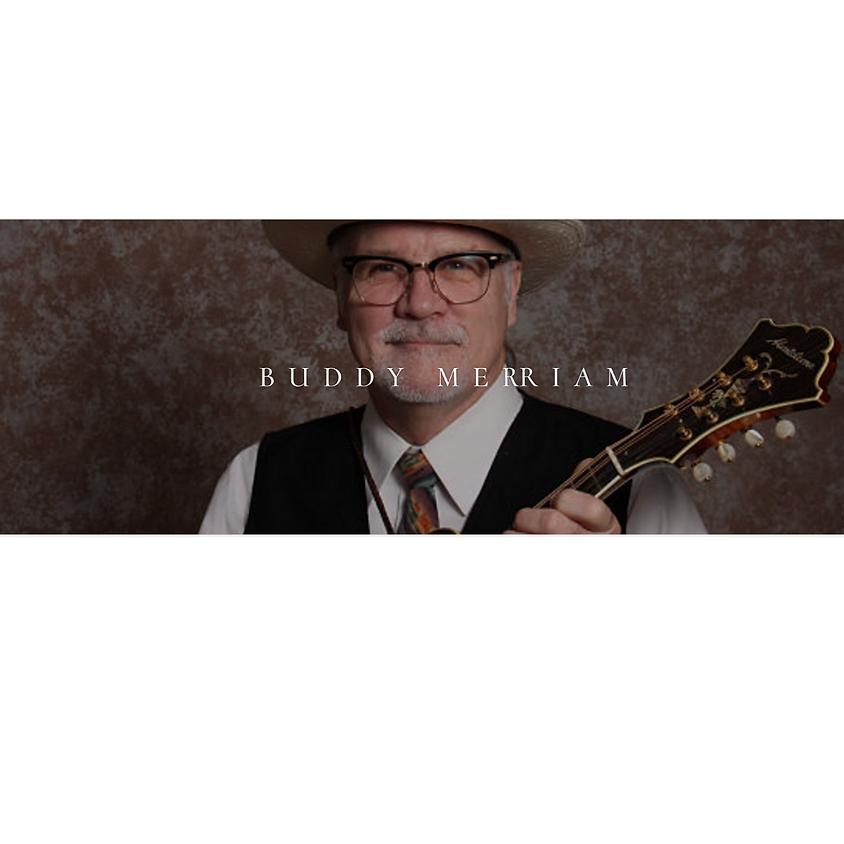 Winter Tide: Buddy Merriam Mandolin Extravaganza