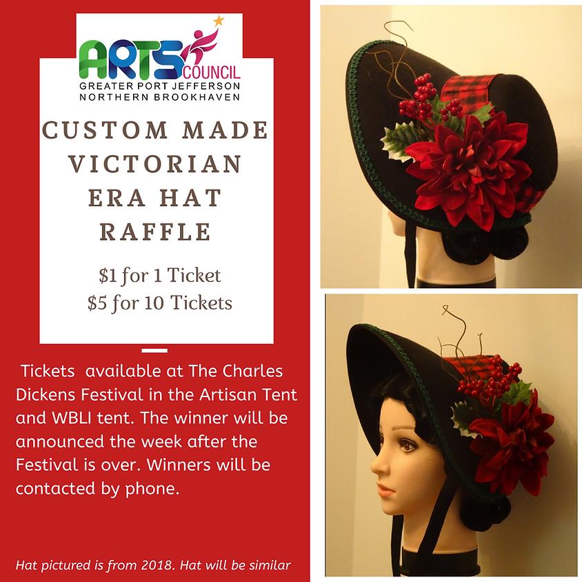Victorian Hat Raffle
