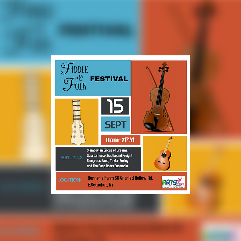 8th Annual Fiddle & Folk Festival