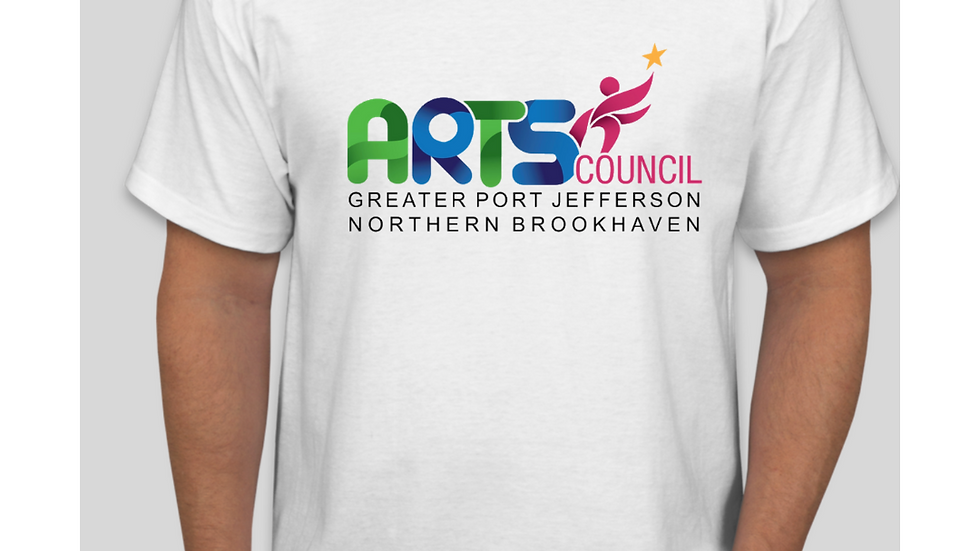 Custom Arts Council T-Shirt (1x-2x)