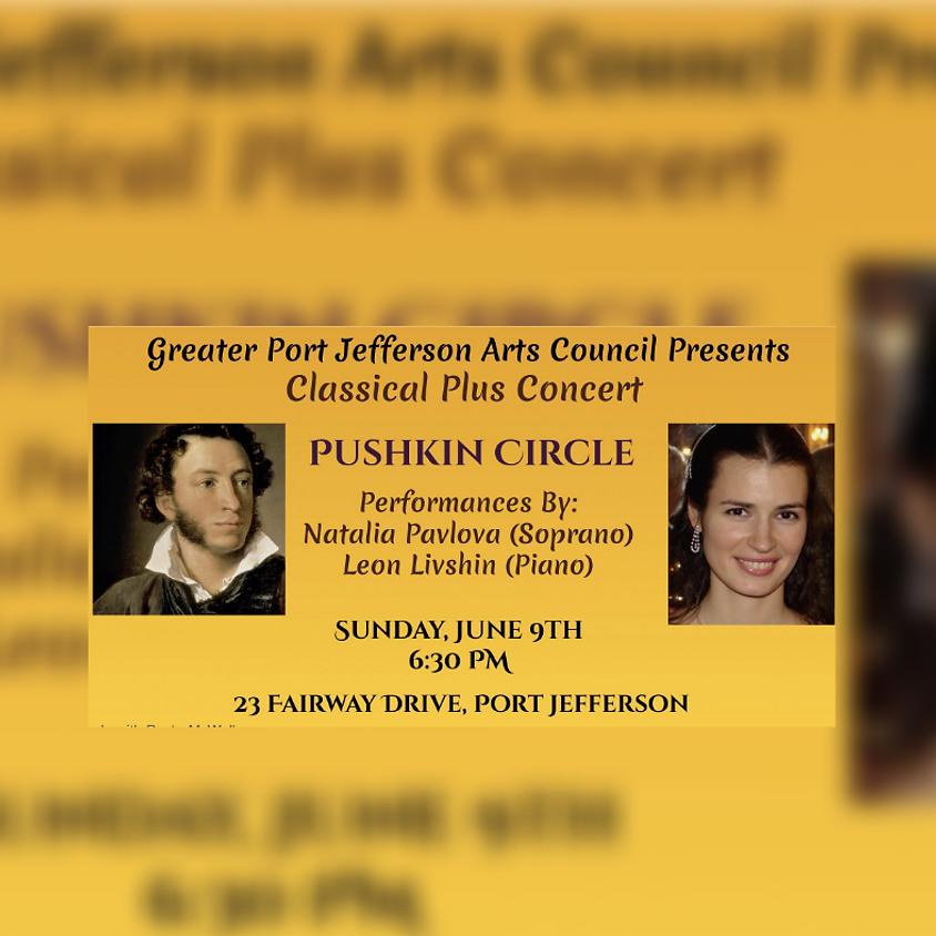 Classical Plus: Natalia Pavlova & Leon Livshin