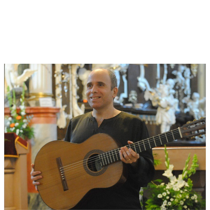 Celebration of Spanish Guitar: CARLES PONS