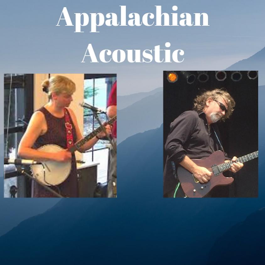 Appalachian Acoustic featuring Kerry Kearney and Maria Fairchild