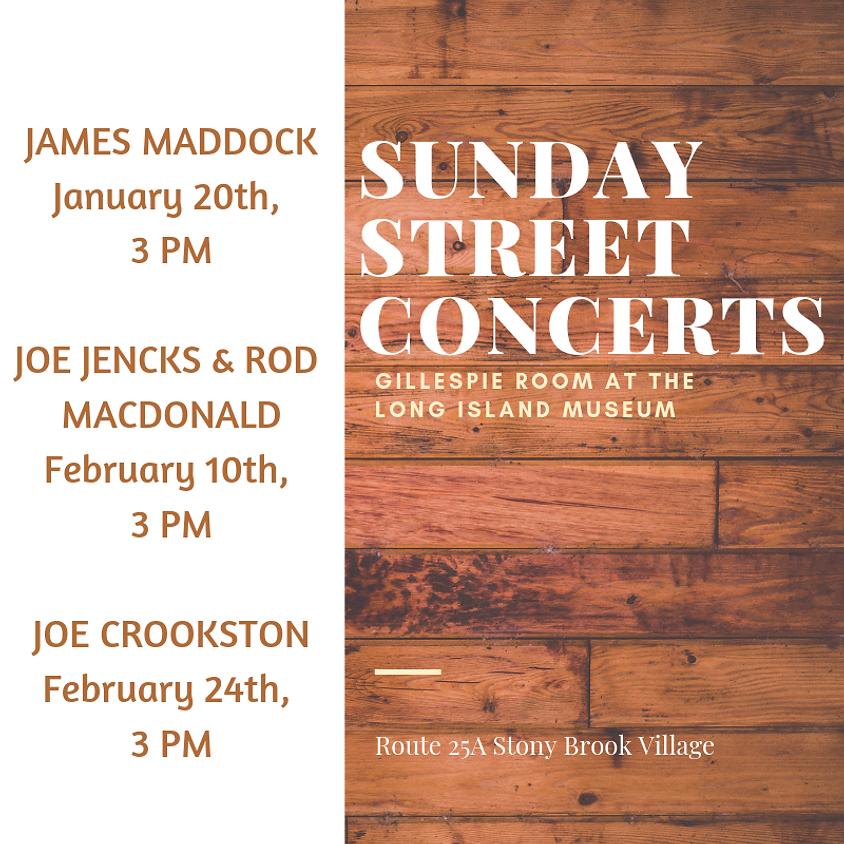 Sunday Street Concerts