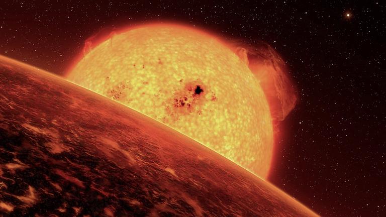 Speaker, NASA Goddard Extrasolar Planets Seminar