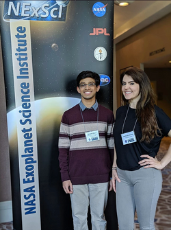 At the 2019 Kepler & K2 SciCon V