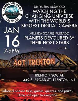 My 2019 presentation at Astronomy on Tap Trenton