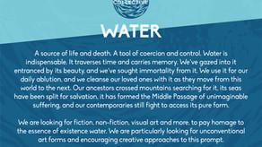 Announcing Khidr Zine 4: Water!