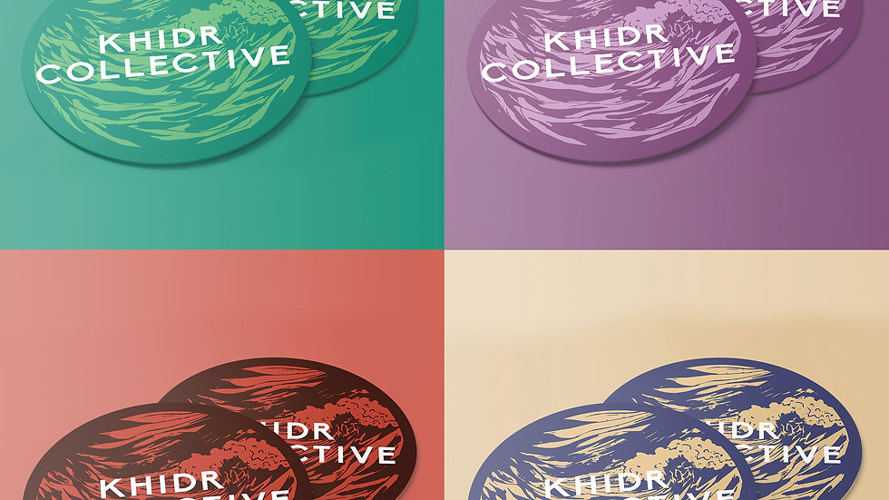 Khidr Collective Sticker